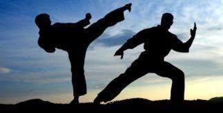 Sonhar com lutas marciais