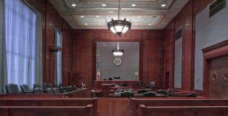 Sonhar com tribunal