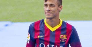 Sonhar com o jogador Neymar