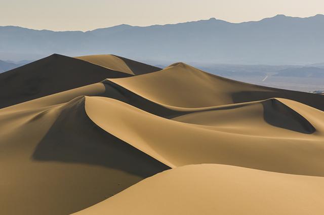 Sonhar com dunas pode ter significados bem diversificados