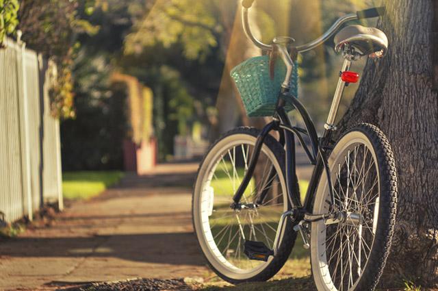 Sonhar com bicicleta sinal de que sua vida está passando por mudanças relevantes