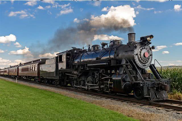 O significado de sonhar com trem tem relação com busca de conhecimento pessoal