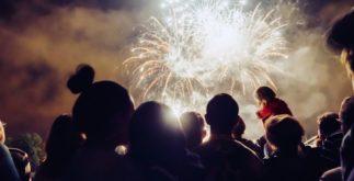 Sonhar com fogos de artifício